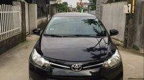 Bán xe cũ Toyota Vios E sản xuất 2015, màu đen