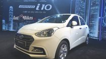 Cần bán Hyundai Grand i10 đời 2019, màu trắng, 415 triệu