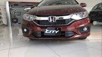 Bán xe Honda City Top đời 2019, màu đỏ
