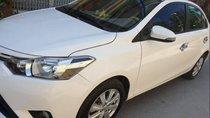 Bán xe Toyota Vios đời 2018, màu trắng, số tự động