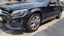 Cần bán gấp Mercedes C200 đời 2018, màu xanh