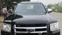 Bán ô tô Ford Everest sản xuất 2008, màu đen, giá chỉ 355 triệu