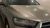 Bán Audi Q7 đời 2016, màu vàng, nhập khẩu