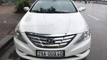 Bán Hyundai Sonata 2011, màu trắng, nhập khẩu nguyên chiếc như mới