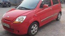 Bán Chevrolet Spark đời 2009, màu đỏ, 100 triệu