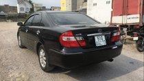 Bán Toyota Camry năm sản xuất 2003, màu đen, nhập khẩu chính chủ