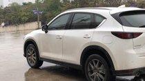 Bán Mazda CX 5 đời 2018, màu trắng, chính chủ, 830 triệu