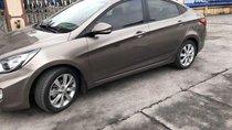 Bán Hyundai Accent 1.4AT 2011, màu nâu, nhập khẩu
