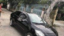 Cần bán gấp Toyota Vios E năm 2009, màu đen xe gia đình
