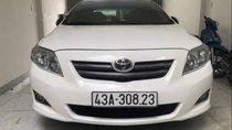 Cần bán xe Toyota Corolla altis năm 2009, màu trắng