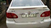 Cần bán gấp Toyota Corolla Altis 2001, màu trắng chính chủ