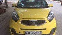 Bán Kia Morning sản xuất 2015, màu vàng, giá chỉ 193 triệu