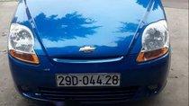 Cần bán xe Chevrolet Spark Van sản xuất năm 2014, màu xanh lam