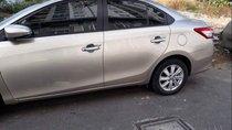 Cần bán xe Toyota Vios đời 2017, màu vàng như mới, giá cạnh tranh