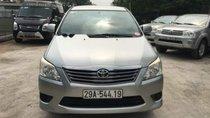Bán Toyota Innova năm sản xuất 2012, màu bạc, 490 triệu