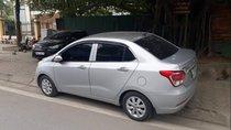 Cần bán xe Hyundai Grand i10 1.2MT đời 2017, màu bạc, nhập khẩu nguyên chiếc chính chủ