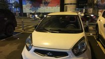 Cần bán xe Kia Morning Van năm 2013, màu trắng, nhập khẩu Hàn Quốc