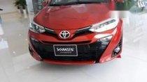 Bán ô tô Toyota Yaris sản xuất 2019, màu đỏ, nhập khẩu nguyên chiếc
