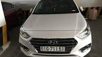 Bán Hyundai Accent năm sản xuất 2018, màu trắng chính chủ