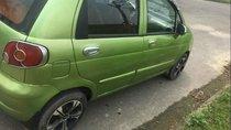 Cần bán gấp Daewoo Matiz 2006, màu xanh lục