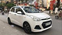 Cần bán lại xe Hyundai Grand i10 đời 2015, màu trắng, nhập khẩu