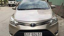 Cần bán lại xe Toyota Vios đời 2016 số sàn, giá tốt
