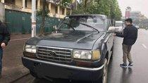 Bán Toyota Land Cruiser đời 1991, màu xám, xe nhập