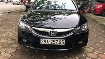 Bán Honda Civic 1.8AT đời 2011, màu đen, xe gia đình