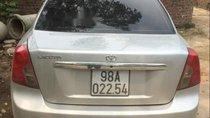 Cần bán lại xe Daewoo Lacetti năm 2005, màu bạc, nhập khẩu nguyên chiếc, giá cạnh tranh