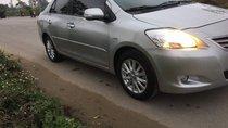 Cần bán Toyota Vios G đời 2012, màu xám, giá 415tr
