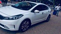 Bán Kia Cerato 1.6 2018, màu trắng, nhập khẩu