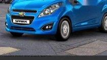 Bán xe Chevrolet Spark đời 2016, màu xanh lam