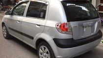 Cần bán gấp Hyundai Getz đời 2009, màu bạc, xe nhập số sàn, giá 185tr
