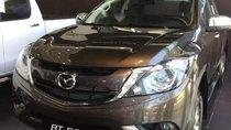 Bán xe Mazda BT 50 sản xuất năm 2018, màu nâu, nhập khẩu nguyên chiếc