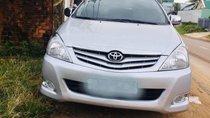 Bán Toyota Innova G đời 2012, màu bạc, giá chỉ 469 triệu