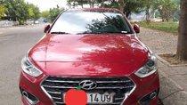 Bán Hyundai Accent đời 2019, màu đỏ số tự động
