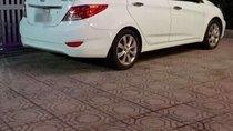 Cần bán lại xe Hyundai Accent năm 2011, màu trắng, nhập khẩu nguyên chiếc còn mới