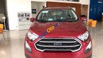 Bán ô tô Ford EcoSport 1.5 Trend sản xuất 2019, màu đỏ, chỉ với 560tr tặng 20tr phụ kiện. Trả góp cao. LH 0974286009
