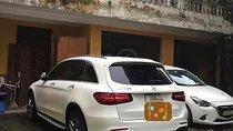 Cần bán Mercedes GLC 300 đời 2017, màu trắng, xe nhập chính chủ