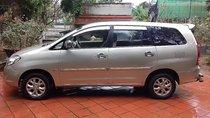 Gia đình bán xe Innova G đời 2007, xe đẹp, gốc Hà Nội