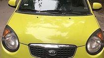 Bán Kia Morning đời 2010, màu vàng, xe đẹp, nguyên bản, ít sử dụng