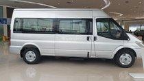 Hòa Bình tư vấn các dòng Transit 16 chỗ 2019, giá tốt chỉ cần 200tr lấy xe ngay, trả góp cao, LH 09742286009