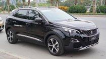 Bán Peugeot 3008 1.6 AT 2019, màu đen