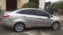 Cần bán xe Ford Fiesta Titanium 1.5 AT sản xuất năm 2017, màu xám