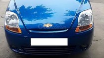 Cần bán xe Chevrolet Spark Van đời 2014, màu xanh lam, 142 triệu