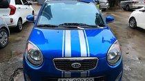 Bán Kia Morning SLX 2009, màu xanh lam, xe nhập, giá chỉ 262 triệu