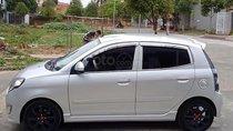 Bán ô tô Kia Morning bản đủ đời 2011, màu bạc, tư nhân chính chủ sử dụng, biển Hà Nội