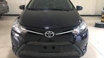 Bán xe Toyota Vios sản xuất 2017, số sàn, cam kết xe không đâm đụng không ngập nước