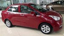 Cần bán xe Hyundai Grand I10 1.2MT Sedan màu đỏ 2019