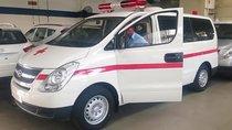 Bán xe Hyundai Starex FL cứu thương 2.4MT màu trắng